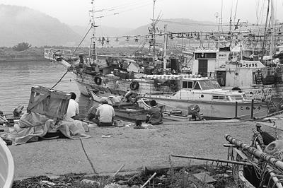 岩手県下閉伊郡田老町(現 宮古市) 1980.08.16