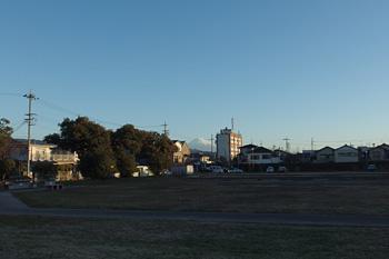 静岡は穏やかな新年です