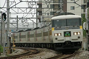 185系電車 特急「草津」