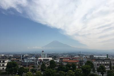 富士山 2017.06.15 富士市本市場