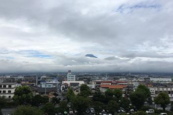富士山 2017.08.16 富士市本市場