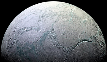 Enceladus: Ocean Moon /NASA