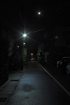 月齢 9.8の月 2017.10.29 22:25 静岡市葵区平野部 南西の空