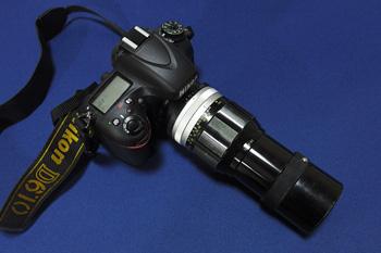 Nikon D610とNIKKOR 200mm f4