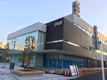 新NHK静岡新放送会館 2018.03.12 静岡市駿河区八幡