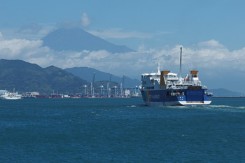 駿河湾フェリー 「富士」