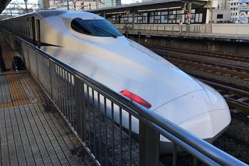こだま693号 JR静岡駅