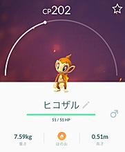 390 ヒコザル