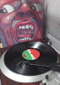 The Court of the Crimson King/King Crimson