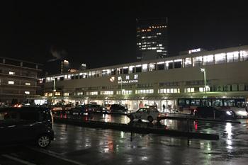 JR静岡駅南口 2019.01.31