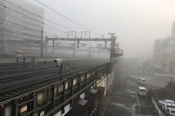 JR静岡駅新幹線ホーム