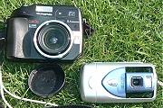 メインのデジタル・カメラの故障