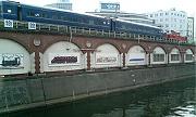 神田川と交通博物館