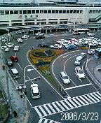 JR静岡駅南口(東海道新幹線側)前