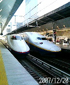 上越新幹線て混んでるんだね
