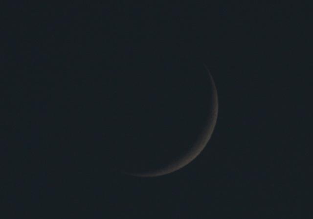 月齢 02 三日月