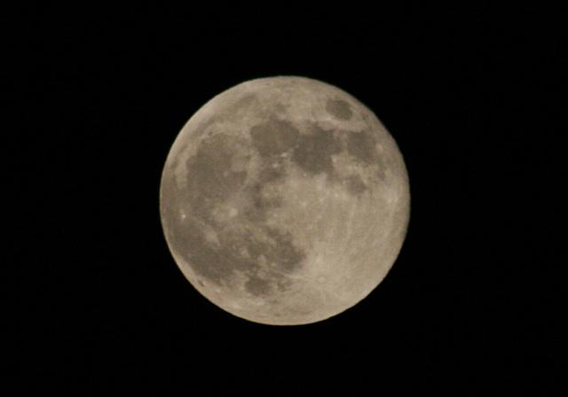 月齢 15 十五夜