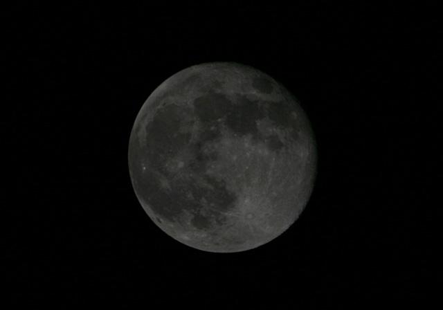 月齢 15 十六夜