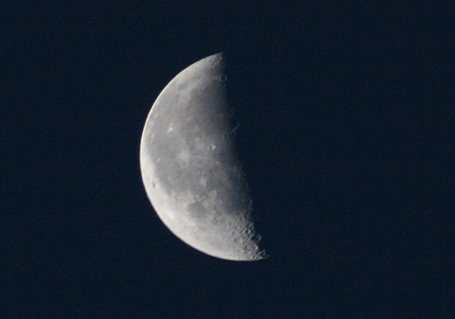 月齢 21 下弦